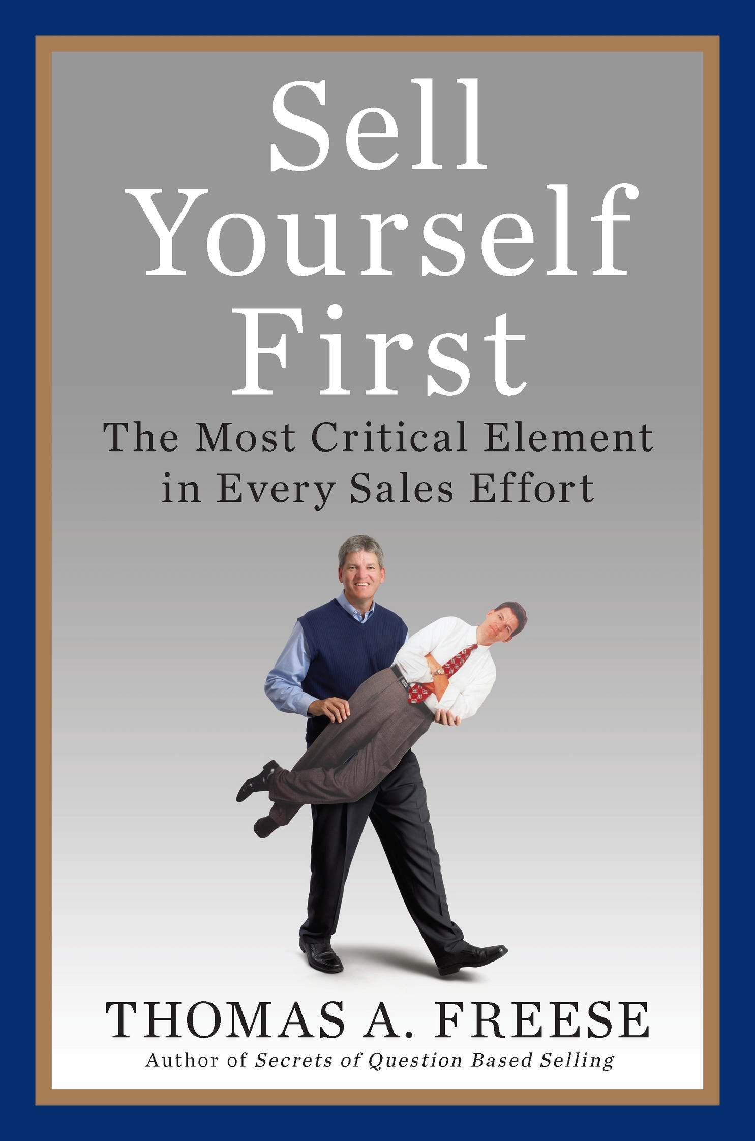 how to sell to yourself This book by joe, changed my perception of how important it is to sell yourselfafter reading this i at one year ranked top sales in my job i was hooked on selling, selling, selling.