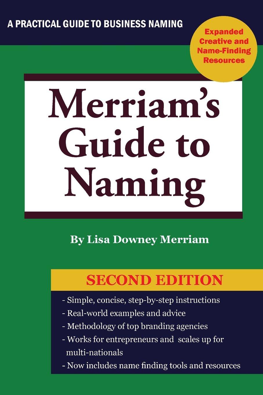 Merriam's Guide Naming